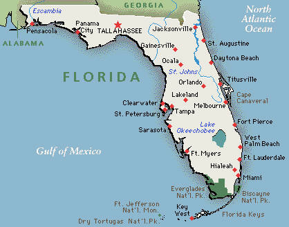 Clermont Florida Map.Real Estate In Tampa Discover Florida